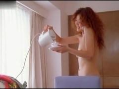 Chun Hsiang,Jill Yu,Rebecca Chiang,Vivi Wang in Toi Bak Man 9 Chiu 5 (2002)