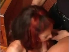 Arse Gaping Doxy Down For Tha Double Penetration & Prolapse! By: FTW88