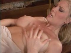 British floozy Michelle B receives drilled in a bar