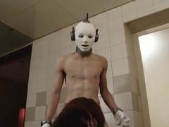 Mahiro Aine,Maria Ozawa in Erotibot (2011)