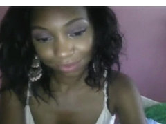 Cute and hawt dark beauty show all on Chatroulette