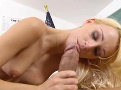 Horny pornstar Erica Fontes in Amazing Blonde, Big Ass xxx video