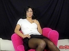 Jessica Chase Cum on Glasses