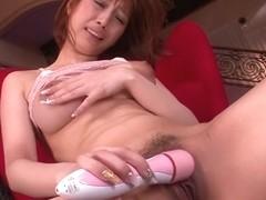 Fabulous Japanese whore Tiara Ayase in Incredible JAV uncensored Dildos/Toys video