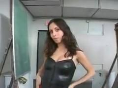 creamy masturbation