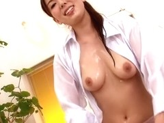 Horny Japanese slut in Exotic JAV censored Rimming, Hairy scene