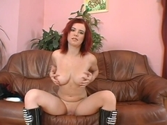Filling redhead carnal needs