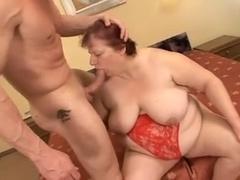 BBW anal sex 2