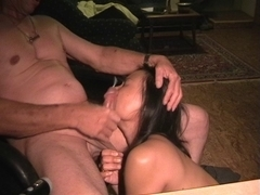 This Thai slut welcomed my facial