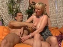 Monster Titten - Over 50yo German BBW Huge Boobs part4