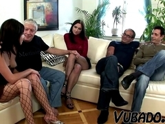 EXTRAORDINARY SEX BY OLDER VUBADO COUPLES !!