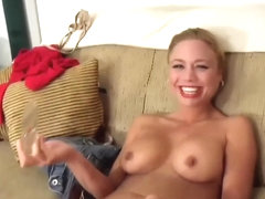 Victoria White to audition for porn movie