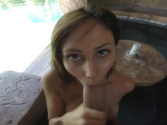 Ariana Marie. Fucking In The Grotto - POVD