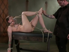 Paying the Price- Intense Predicament Bondage and Brutal Torment