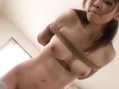Horny Japanese slut Yuria Seto in Exotic Dildos/Toys, Masturbation/Onanii JAV video
