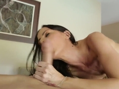 Brandy Aniston rides a dick like no other