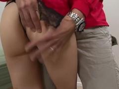 Crazy pornstar Alexis Grace in incredible big tits, blowjob adult movie