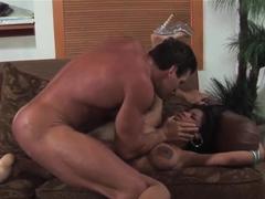 Latina girl Havana Ginger loves hardcore sex