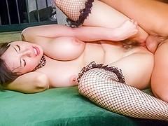 Best Japanese model Azusa Nagasawa in Crazy JAV uncensored MILFs video