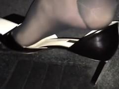 Wonderful cranking with louis vuitton high heels