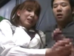 Hottest Japanese slut in Horny Squirting, Masturbation JAV scene