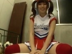 Kokomi Naruse in JK Cheer Girl 7