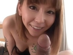 Best Japanese chick Minami Kitagawa in Crazy JAV uncensored Creampie video