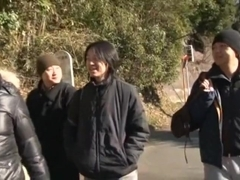 Exotic JAV censored xxx video with horny japanese whores
