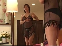 Hardcore cunt licking lesbian action with a mature slut