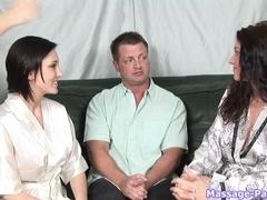 Massage-Parlor: Double Vision