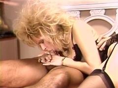 Aja, Dana Lynn, Kathleen Gentry in classic sex video
