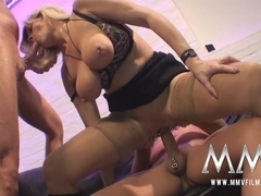 MMVFilms Video: Bus Stop Slut