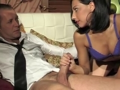 Italian gents nailing young bitches in this porn film