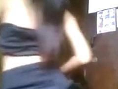Beautiful indonesia girl dancing love ladg
