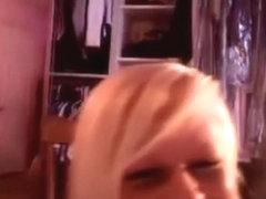 18yo stickam girl 'kelseylee723' teases naked on cam