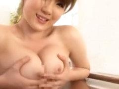 Amazing Japanese model Momoka Nishina in Horny Big Tits, Showers JAV video