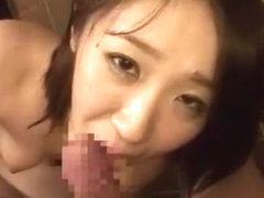 Exotic Japanese model Nozomi Hara in Fabulous Blowjob/Fera JAV video