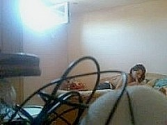 Romanian slut on hidden camera