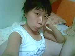 Korean Non-Professional GF Cute Face Constricted Wazoo Clean Chocolate Hole Slit