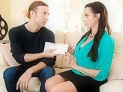 Ariella Ferrera & Chad Alva inMother Exchange #04, Scene #04