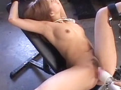 Incredible Japanese girl Kana Kawai in Amazing Fetish, Hairy JAV video