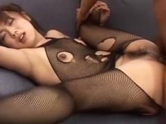 Bunko Kanazawa in Soft SM and Private Sex