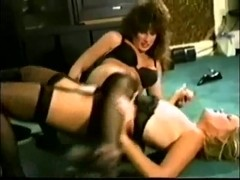 80's Milfs Catfight