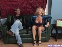 Massage-Parlor: Cabana Girl Exposed