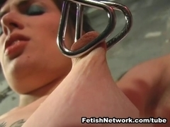 FetishNetwork Video: Ultimate Nipple Torment 8: Mayhem