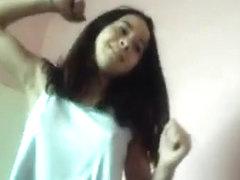 Hottest gazoo pop web camera dance record