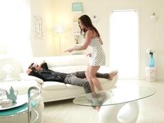 Incredible pornstar Logan Pierce in Amazing Swallow, Big Ass xxx scene