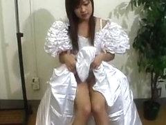 Incredible Japanese girl Miyu Hoshino in Fabulous Masturbation/Onanii, Solo Girl JAV movie