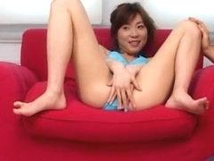 Fabulous Japanese model Chinatsu Izawa in Hottest JAV video