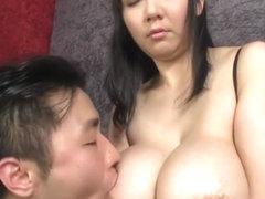Best Japanese model Yuki Enomoto in Crazy handjobs, big tits JAV clip
